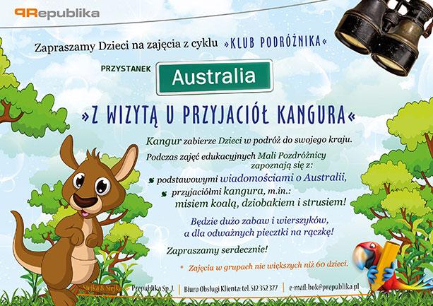 Przystanek: Australia!